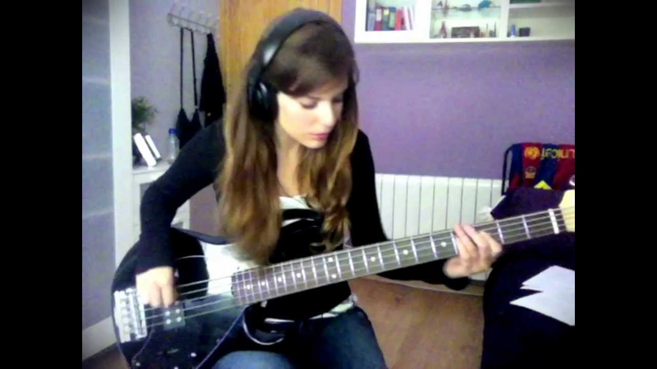 Red Hot Chili Peppers Look Around Bass Cover Youtube