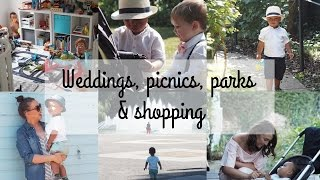 PICNICS, PARKS, WEDDINGS & SHOPPING | BELLES BOUTIQUE