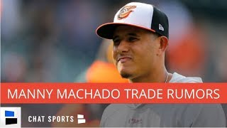 Manny Machado Trade Rumors: Dodgers In The Lead, Yankees Out Of Race, Deal Could Come On Wednesday