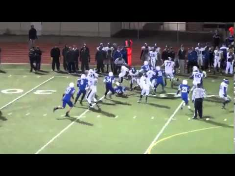 Highlight Reel: Jared Allen - 2012 Hopkins Football