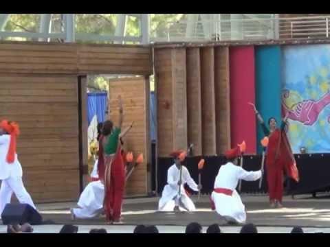 GONDHAL - Cary Diwali 2012