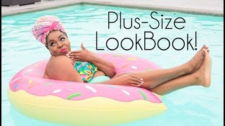 Farewell Summer LookBook! - Plus Size Swimwear and Summer Fashion