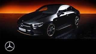 Mercedes-Benz CLA Coupé (2019): World Premiere | Trailer