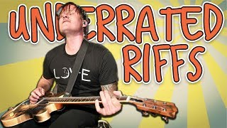 Tom DeLonge's Most Underrated Guitar Riffs