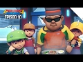 BoBoiBoy Galaxy Episode 10   Ujian Kental | FULL 2017