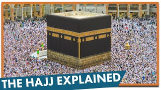 Video: What is the Hajj pilgrimage (Kaaba)? - Religion For Breakfast