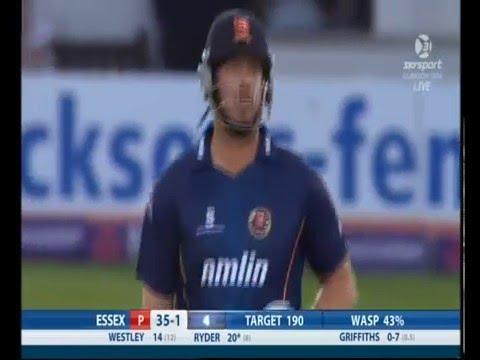 2014 Jesse Ryder (Essex vs. Kent)