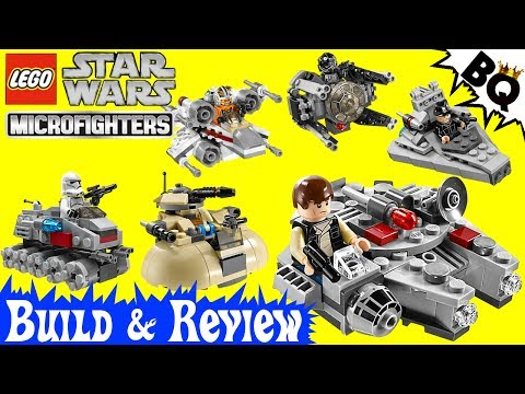 LEGO Star Wars MicroFighters Collection Review