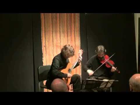 Fernando Sor - Singing Violina