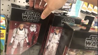 FINALLY NEW BLACK SERIES IN THE WILD! | TOYHUNT | CARD PULLS | STAR WARS/DRAGONBALL CARDS