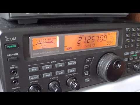 IZ3GOO Italian amateur radio on 15 meters