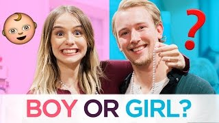 FINDING OUT THE SEX OF MY BABY?! | Acacia & Jairus Gender Reveal