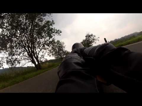 Euro Tour 2012 - Streetluge/Classic Luge Mass Ride at Kozakov