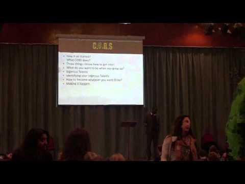 Oyetola Oyewumi on Entrepreneurship at Lord Wandsworth College Prideaux Society- 6/11/12