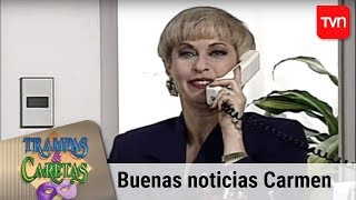 Buenas noticias para Carmen | Trampas y caretas - T1E81