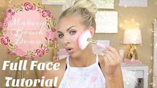 download lagu Slmissglam Pink Glam Makeup Brushes   Full Face gratis