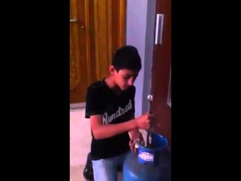 Young Syrian Boy Surprises With A Qur'an Recitation video