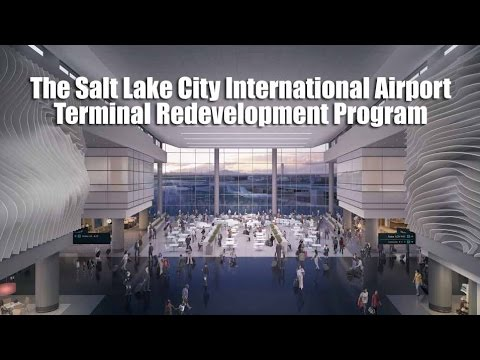Press Conference - Airport Terminal Design Unveiling