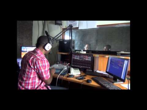 GVL Engineers and Chemists Appear on Farbric Radio 101.1 FM (Monrovia, Liberia)