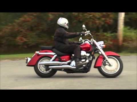Honda VT750 AERO