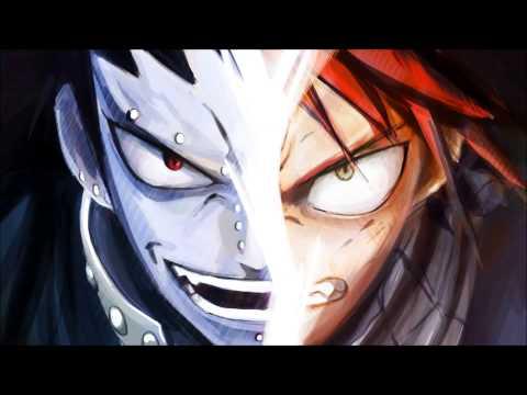 Fairy Tail OST 2 #01 Tetsuryuu - Kurogane (eng. Iron Dragon - Black Steel) [HD]