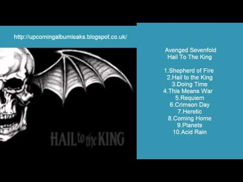 [NEW RELEASE]Avenged Sevenfold Hail To The King[MP3 DOWNLOAD]