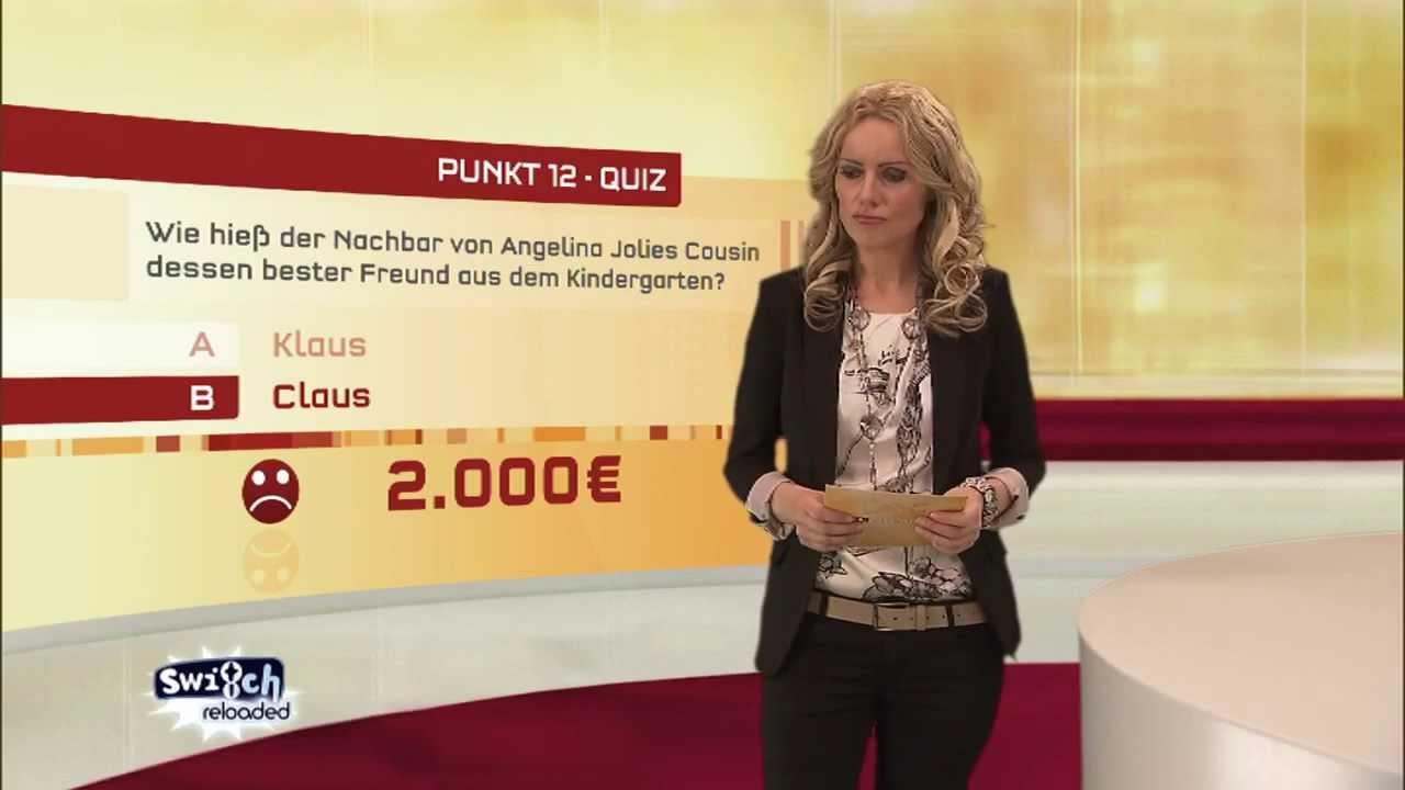 RTL Punkt 12: Das Unwort - Switch Reloaded - YouTube
