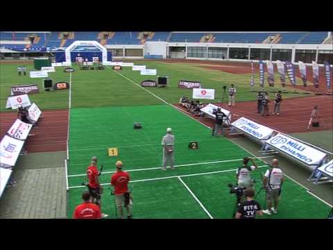 Archery World Cup 2009 - Stage 4 - Team Match #02 Video