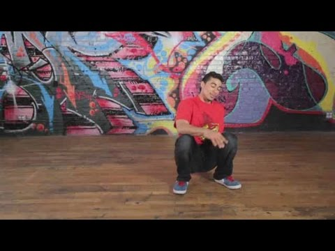 How To Do Swipes | B-boying video