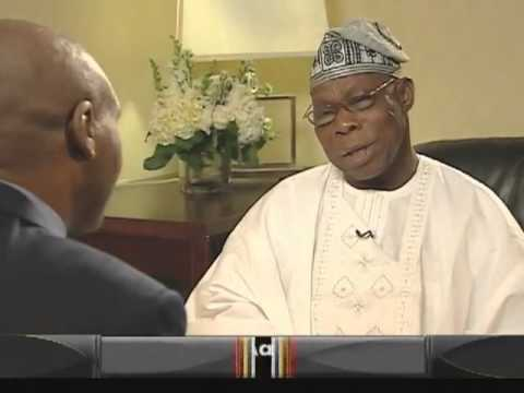 Former Nigerian President Olusegun Obasanjo on Life After Aso Rock
