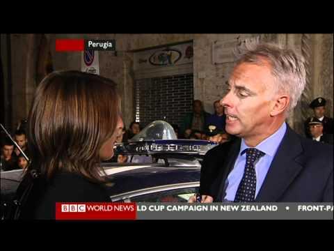 Knox Murder Verdict – BBC WORLD NEWS 2011-10-03