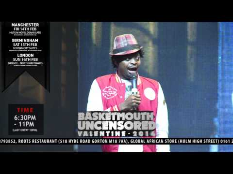 Basketmouth  ajepako Family - Basketmouth Uncensored (valentine Special) video