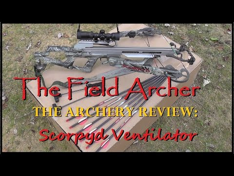 The Archery Review: Scorpyd Ventilator Crossbow