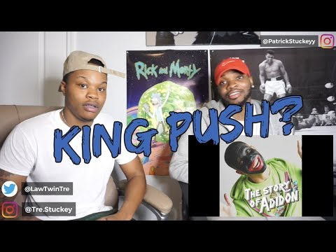 Pusha T - The Story Of Adidon (Drake Diss) - REACTION | OMG