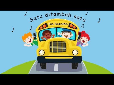 Satu Ditambah Satu - Lagu Anak-Anak Indonesia Populer