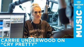 Download Lagu Carrie Underwood on the message of 'Cry Pretty' Gratis STAFABAND