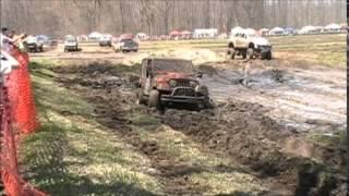 P-1 4x4 Mud Bog Kirby's Kompound May 2 2015