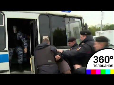 На участников потасовки возле торгового центра Москва завели два уголовных дела