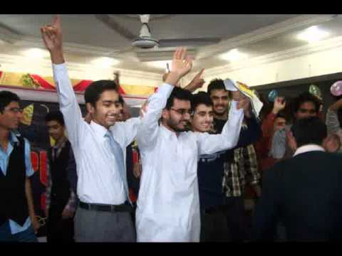 Punjab College Chakwal Party 2011 =