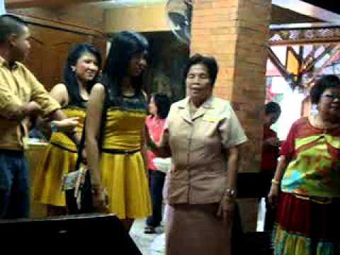 Nanang PARING & Tata TOGO's 50th Golden Wedding Anniversary VideoBy: CAT Gravador