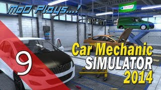 The Mechanic - Car Mechanic Simulator 2014 - How To Overclock A Car [MoD Plays..!]