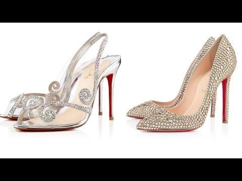 Le più belle scarpe per la sposa 2015 firmate da Christian Louboutin