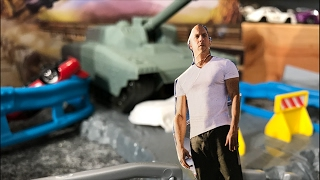 "FAST & FURIOUS ""VEHICLES & PLAYSETS"" by MATTEL"