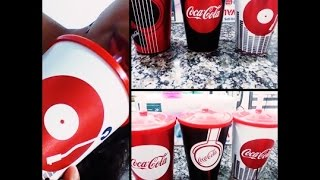 Copos da Coca Cola - Lu Colletion