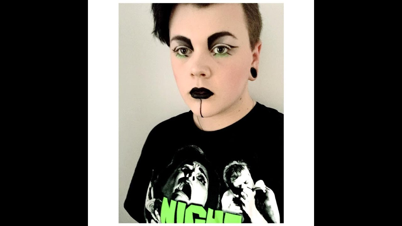 Easy Gothic Makeup Easy Versatile Gothic Eye