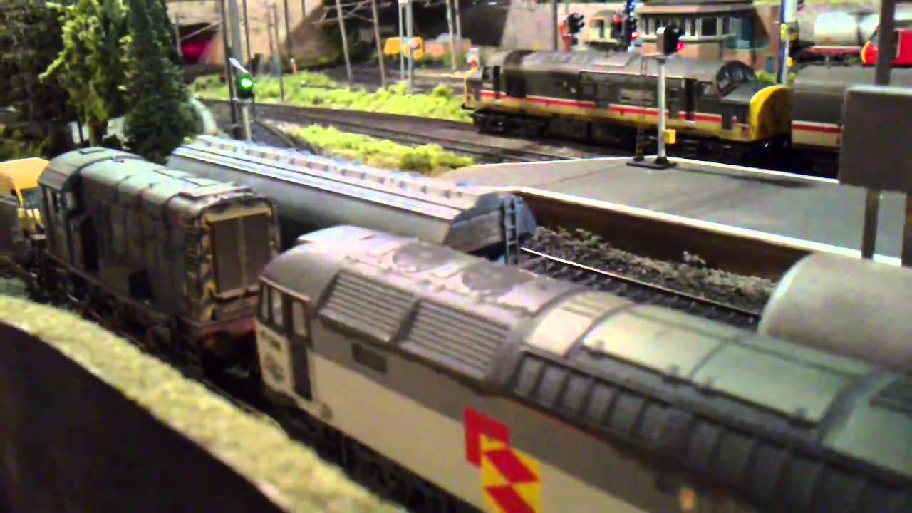 Build my model railway village hours