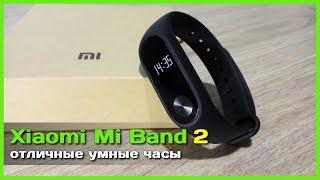 Xiaomi Mi Band 2 - Отличные умные часы и фитнес браслет