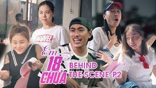Kiều Minh Tuấn - BTS Liveshow EM 18 CHƯA P2 - Kiều Minh Tuấn, Khả Như, Diệu Nhi, Nam Thư, Lê Giang