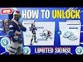 How To UNLOCK Alpine Ace (KOR) Skin NOW! *Full Method* (Fortnite)