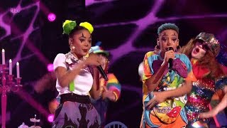 The X Factor UK 2018 Aaliyah & Acacia Live Shows Round 3 Full Clip S15E19